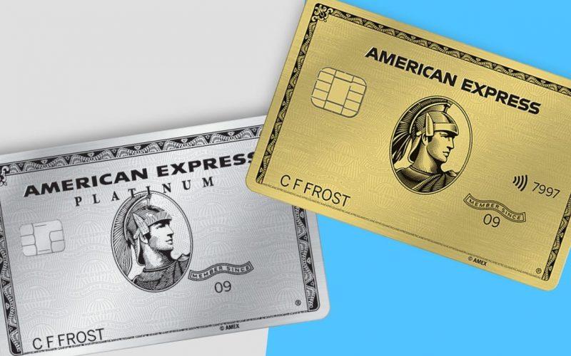Amex Platinum ja Gold korttien edut ja matkavakuutus