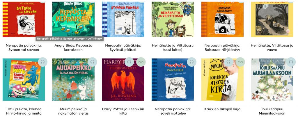 Storytel-lasten-äänikirjat