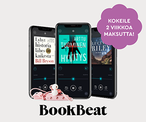ilmaiset äänikirjat - bookbeat kokeilujakso